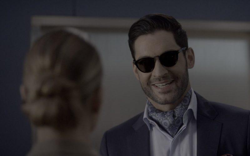 Persol Sunglasses Worn by Tom Ellis in Lucifer (3)