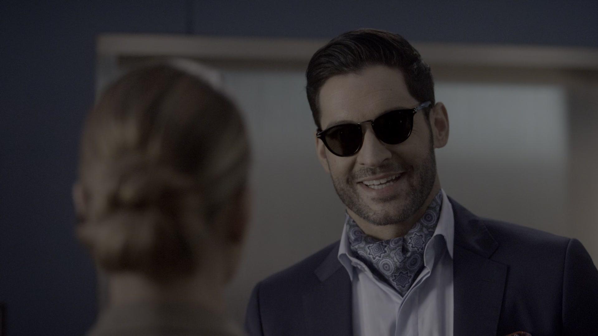 Lucifer 9 Persol Worn 4Episode Season Sunglasses Ellis By Tom In QrshdtC