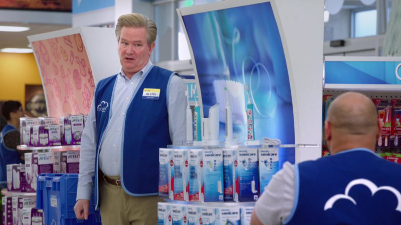 Philips AVENT and Philips Sonicare in Superstore - Season 4, Episode 21, Sandra's Fight (2019) - TV Show Product Placement