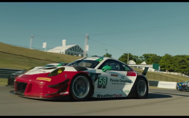 Porsche Consulting, WeatherTech in The Art of Racing in the Rain