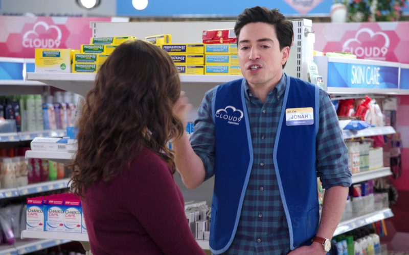 Preparation H and CharcoCaps in Superstore (1)