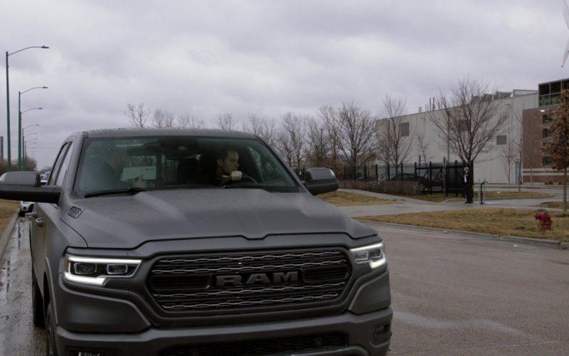 RAM Truck in Chicago P.D. (2)
