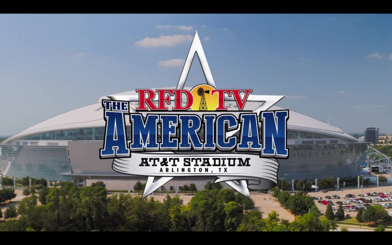 RFD-TV The American x AT&T Stadium in Walk. Ride. Rodeo. (1)