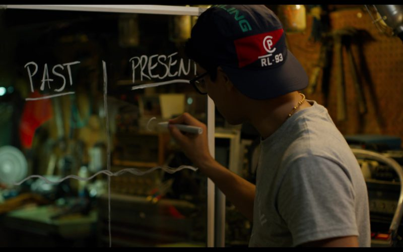 Ralph Lauren Cap Worn by Johnathan Nieves in See You Yesterday (1)