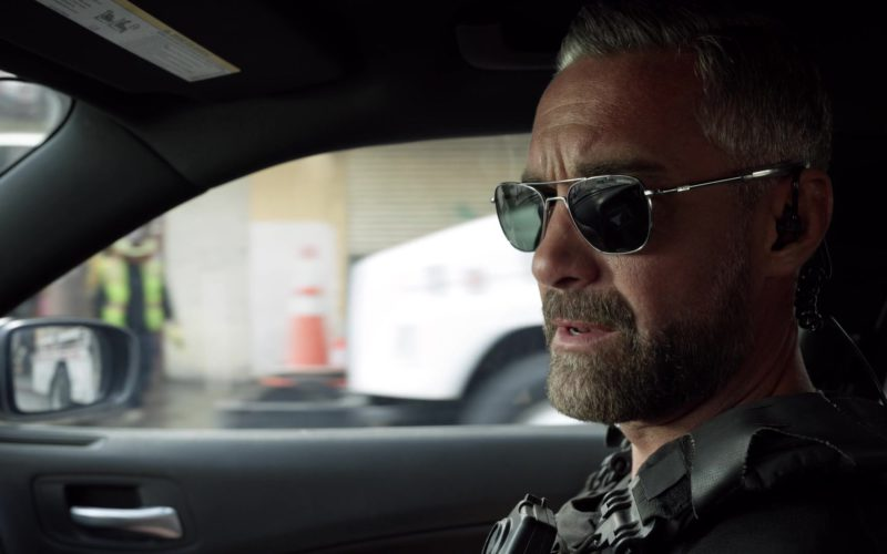 Randolph Sunglasses Worn by Jay Harrington in S.W.A.T. (1)