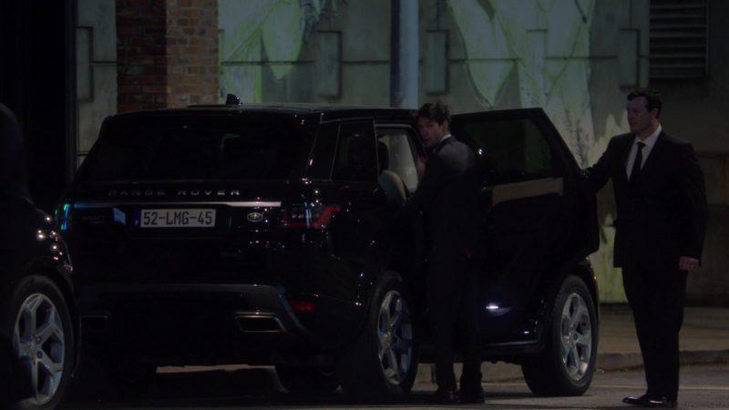 Range Rover Sport SUV in MacGyver – Season 3, Episode 21, Treason + Heartbreak + Gum (2019) - TV Show Product Placement