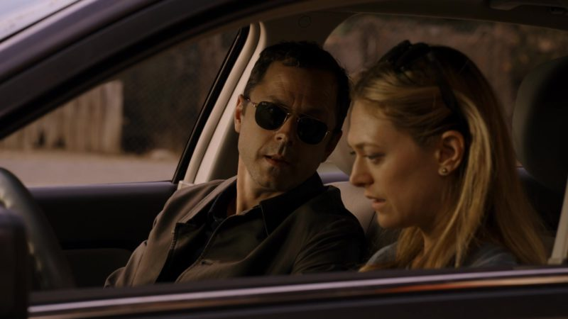 Ray-Ban Aviator Men's Sunglasses Worn by Giovanni Ribisi in Sneaky Pete - Season 3, Episode 7 (2019) TV Show Product Placement