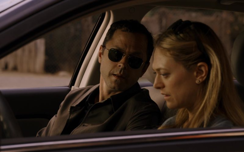 Ray-Ban Aviator Men's Sunglasses Worn by Giovanni Ribisi in Sneaky Pete