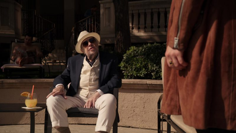 Ray-Ban Men's Sunglasses Worn by Ricky Jay in Sneaky Pete - Season 3, Episode 7 (2019) - TV Show Product Placement