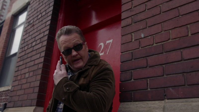 Ray-Ban Sunglasses Worn by Christian Stolte in Chicago Fire - Season 7, Episode 20, Try Like Hell (2019) - TV Show Product Placement