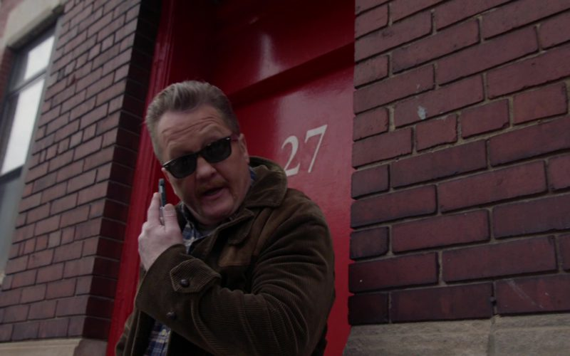 Ray-Ban Sunglasses Worn by Christian Stolte in Chicago Fire