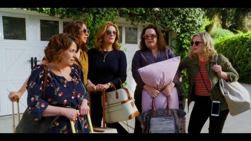 Ray-Ban Women's Sunglasses Worn by Ana Gasteyer in Wine Country (2019) Movie Product Placement