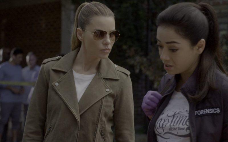 Ray-Ban Women's Sunglasses Worn by Lauren German in Lucifer (1)