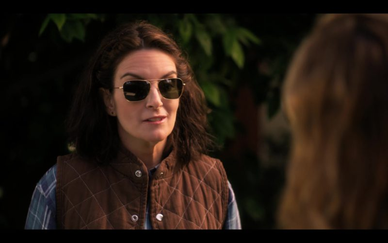 Ray-Ban Women's Sunglasses Worn by Tina Fey in Wine Country (5)