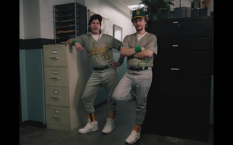 Reebok Sneakers Worn by Andy Samberg as Jose Canseco and Akiva Schaffer as Mark McGwire