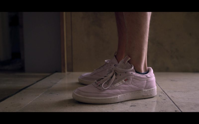 Reebok Sneakers Worn by Nicholas Galitzine in Chambers (1)