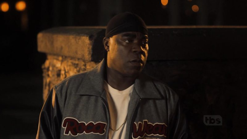 Rocawear Jacket Worn by Tracy Morgan in The Last O.G. - Season 2, Episode 7, Criminal Minded (2019) TV Show Product Placement