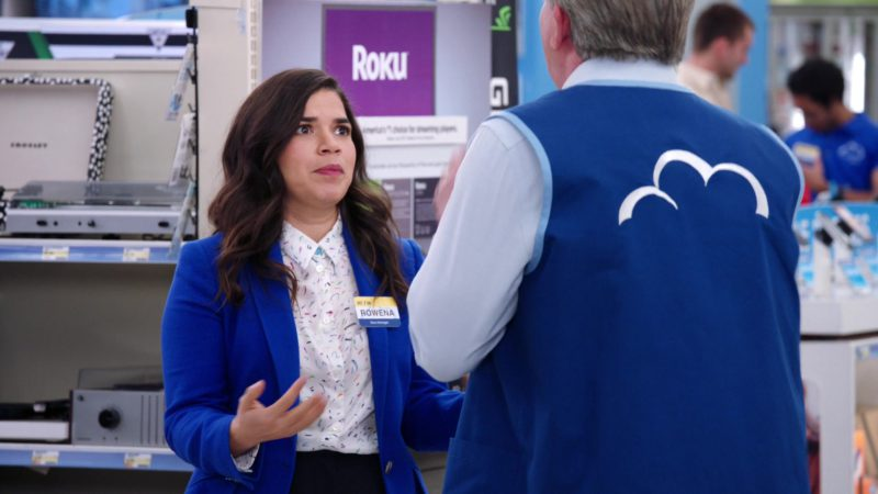 Roku Players in Superstore - Season 4, Episode 18, Cloud Green (2019) TV Show Product Placement