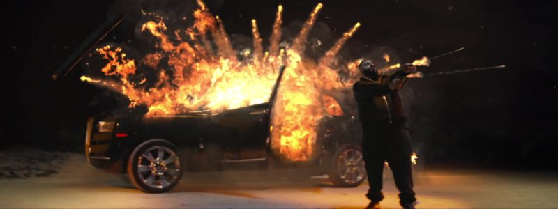 "Rolls-Royce Cullinan SUV in ""Celebrate"" by DJ Khaled ft. Travis Scott, Post Malone (2019) - Official Music Video Product Placement"