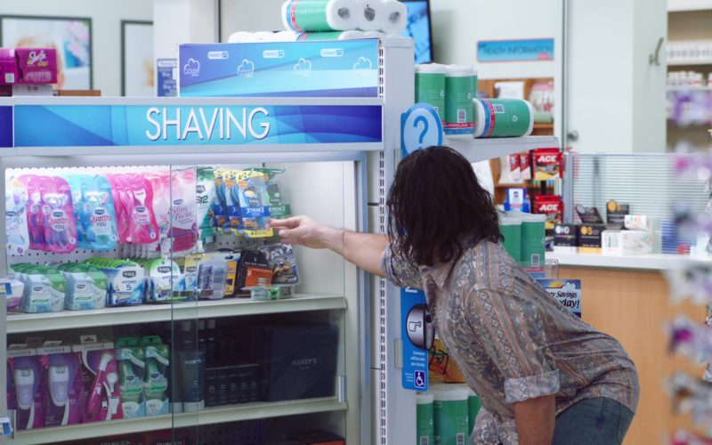 Schick Razors and Harry's in Superstore (1)
