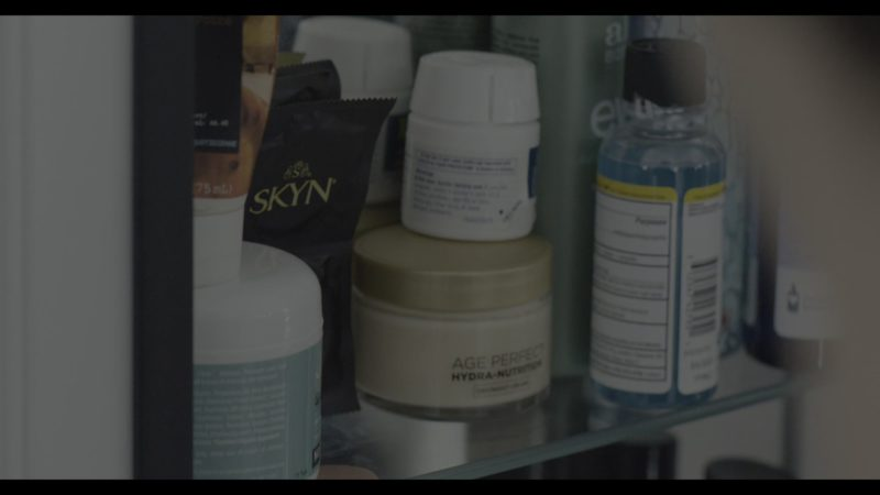 Skyn Condoms in The Society - Season 1, Episode 1, What Happened (2019) TV Show
