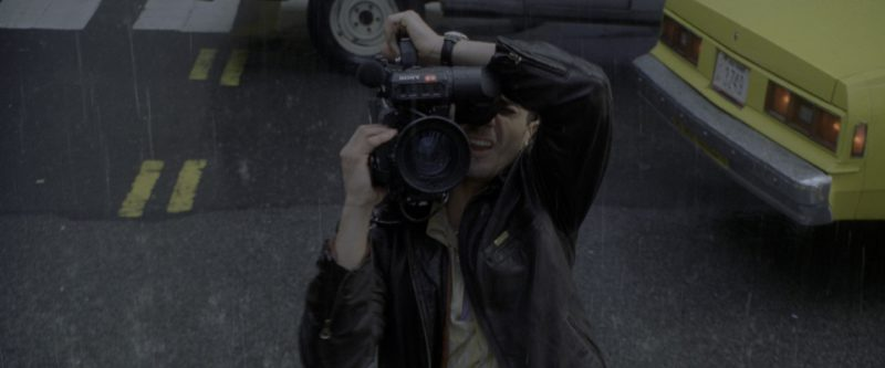 Sony Betacam Video Camera Used by Hank Azaria in Godzilla (1998) - Movie Product Placement