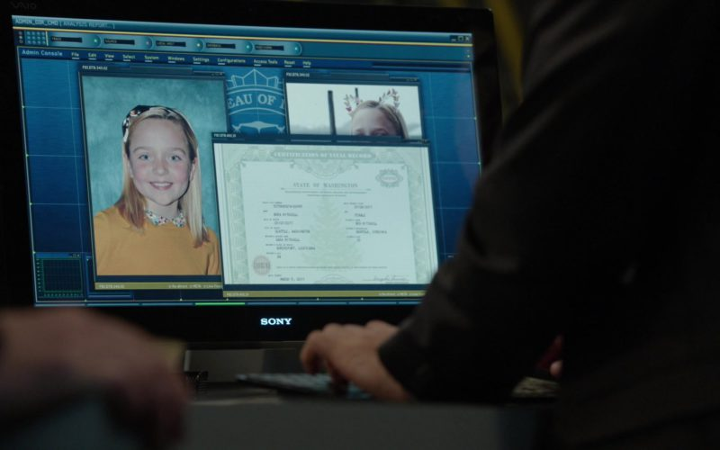 Sony Computer in The Blacklist (1)