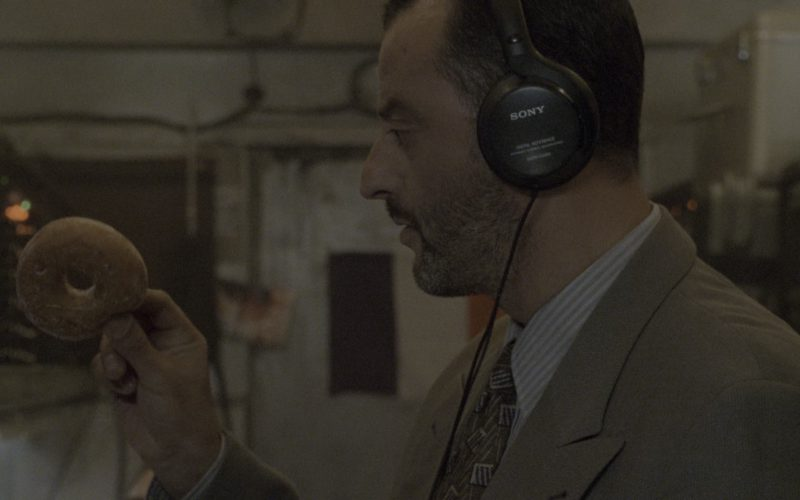 Sony Headphones Used by Jean Reno in Godzilla (1)