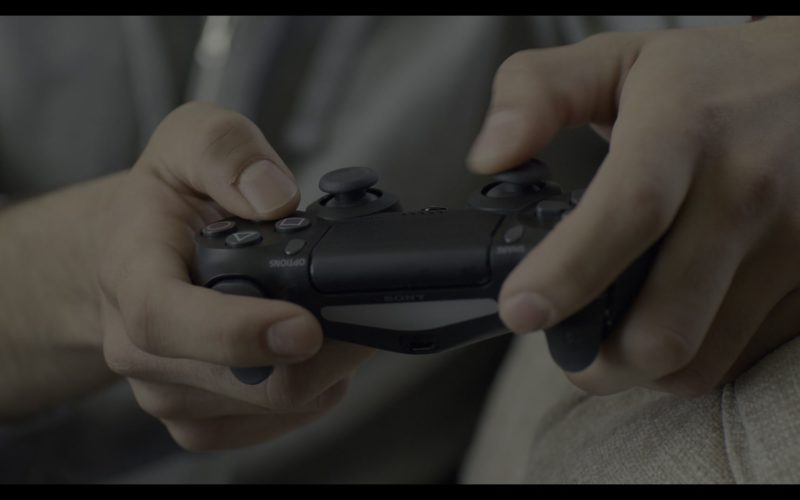 Sony PlayStation Controller in The Society