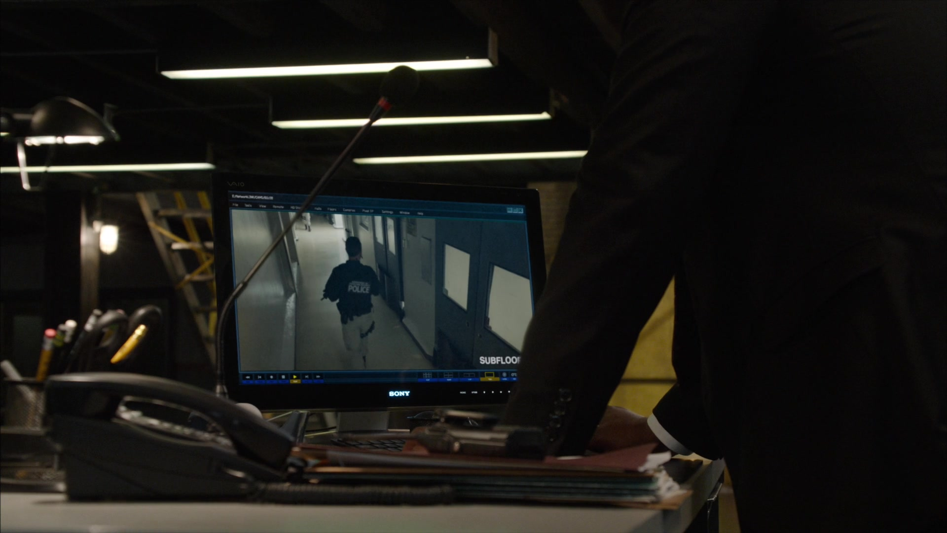Sony Vaio All-In-One Computer Used by Harry Lennix in The Blacklist