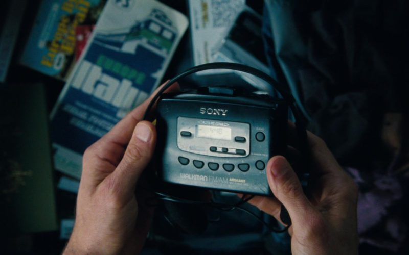 Sony Walkman Portable Cassette Player Used by Ben Stiller in The Secret Life of Walter Mitty