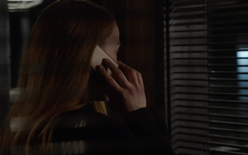 Sony Xperia Smartphone Used by Megan Boone in The Blacklist