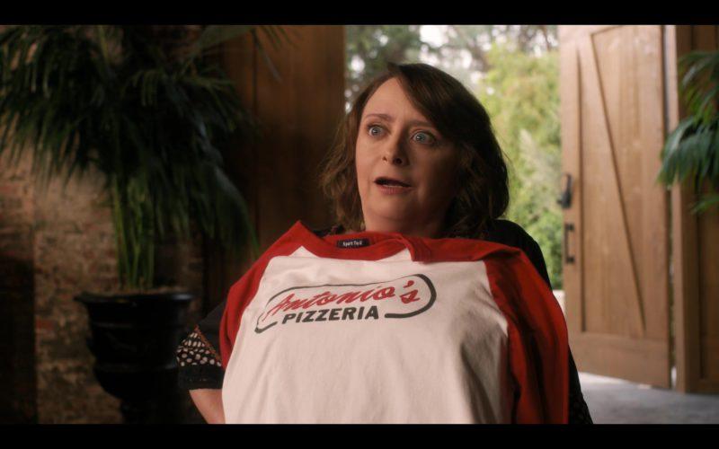 Sport-Tek Long Sleeve Tee Held by Rachel Dratch in Wine Country