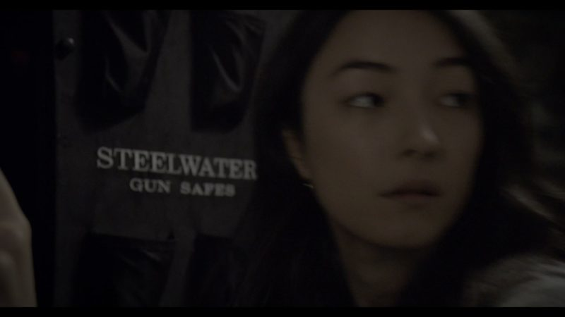Steelwater Gun Safes in The Society - Season 1, Episode 4, Drop by Drop (2019) TV Show