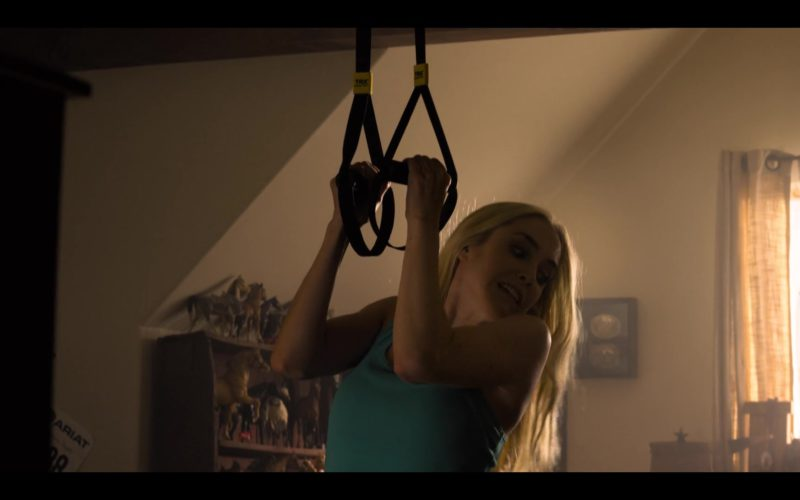 TRX Suspension Training System Used by Spencer Locke in Walk. Ride. Rodeo (5)