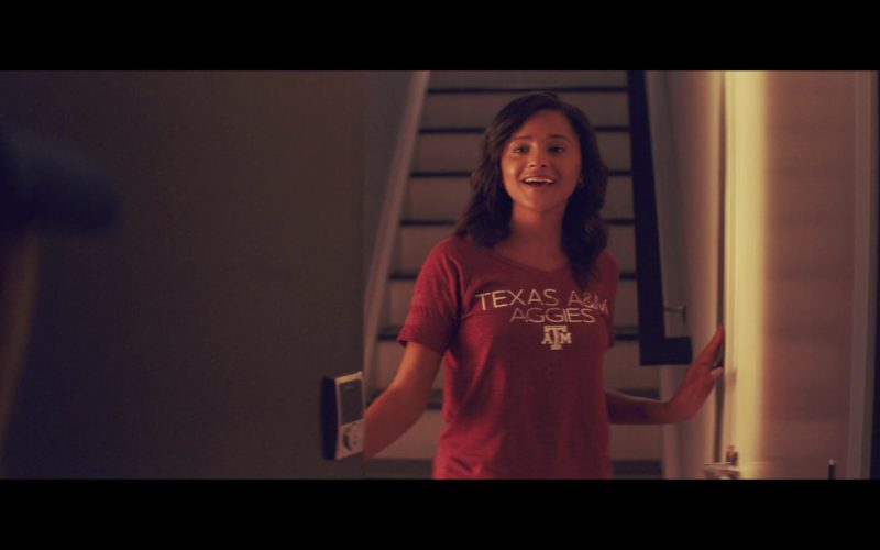 Texas A&M University T-Shirt in The Last Summer (1)