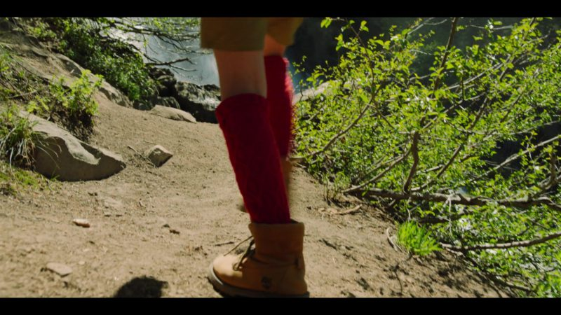 Timberland Boots Worn by Miya Cech in Rim of the World (2019) Movie Product Placement