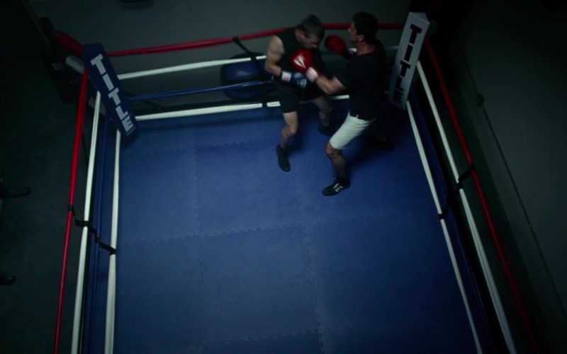 Title Boxing Ring in Olympus Has Fallen (1)