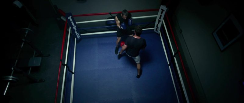 Title Boxing Ring in Olympus Has Fallen (2013) - Movie Product Placement