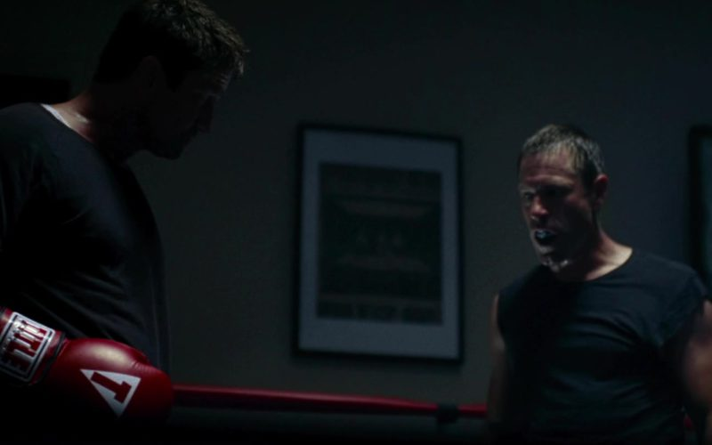 Title Red Boxing Gloves Worn by Gerard Butler in Olympus Has Fallen (5)