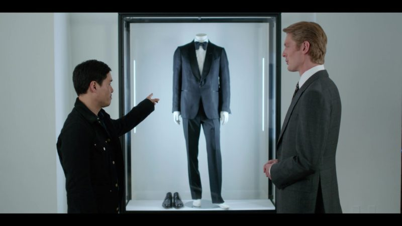 Tom Ford Clothing Store in Always Be My Maybe (2019) - Movie Product Placement