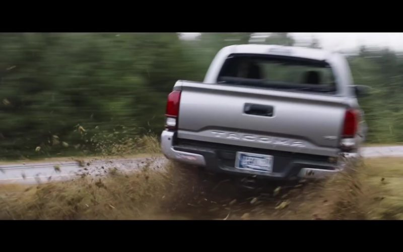 Toyota Tacoma Pickup Truck Used by James Marsden in Sonic the Hedgehog (1)