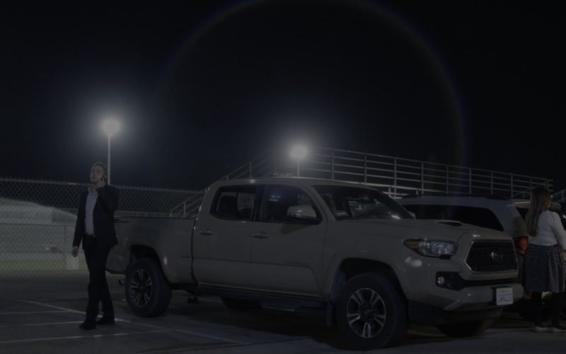 Toyota Tacoma Pickup Truck in WhatIf