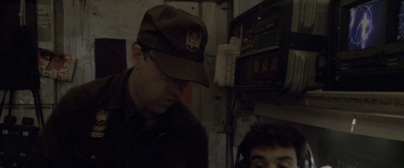 UPS Cap in Godzilla (1998) - Movie Product Placement