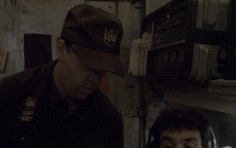 UPS Cap in Godzilla