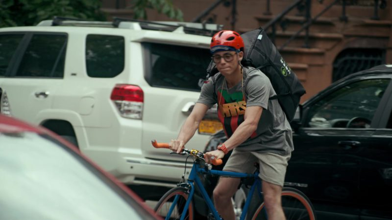 Uber Eats in She's Gotta Have It - Season 2, Episode 8, #OnTheComeUpTheComeDown&TheCome'Round (2019) TV Show Product Placement
