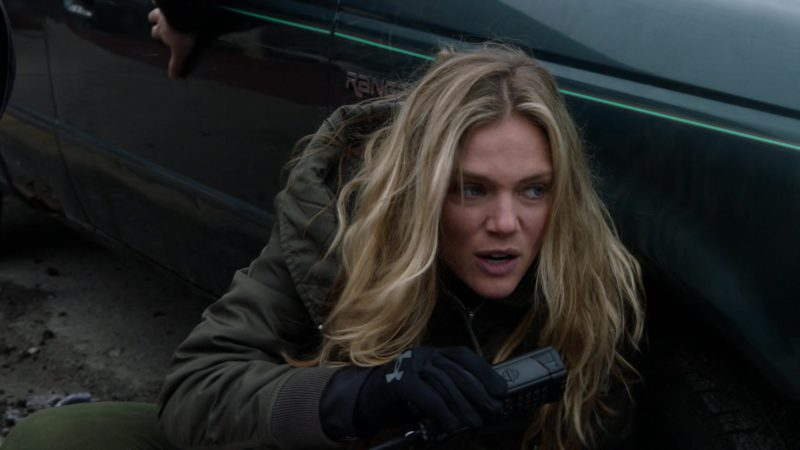 Under Armour Gloves Worn by Tracy Spiridakos in Chicago P.D. - Season 6, Episode 20, Sacrifice (2019) - TV Show Product Placement