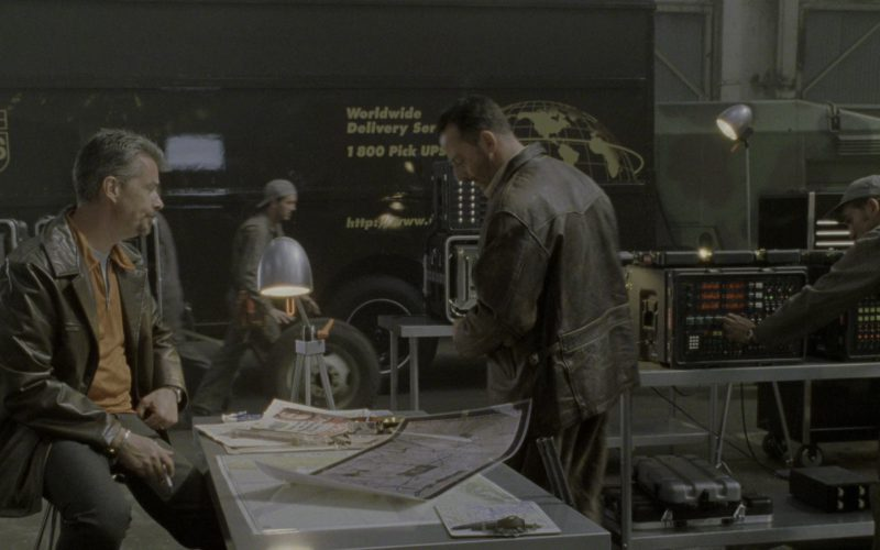 United Parcel Service (UPS) Logistics Company Truck in Godzilla (6)