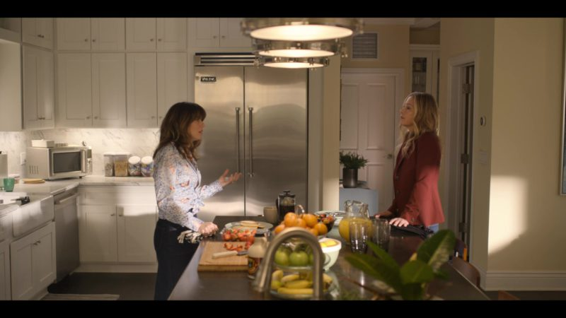 Viking Refrigerator in Dead to Me - Season 1, Episode 2 (2019) - TV Show Product Placement