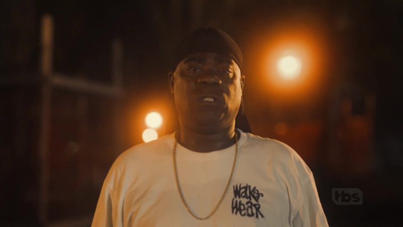Walker Wear T-Shirt Worn by Tracy Morgan in The Last O.G. - Season 2, Episode 7, Criminal Minded (2019) TV Show Product Placement
